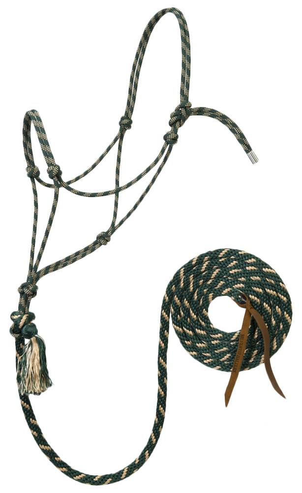 Weaver Silvertip #95 Rope Halter with 10' Lead