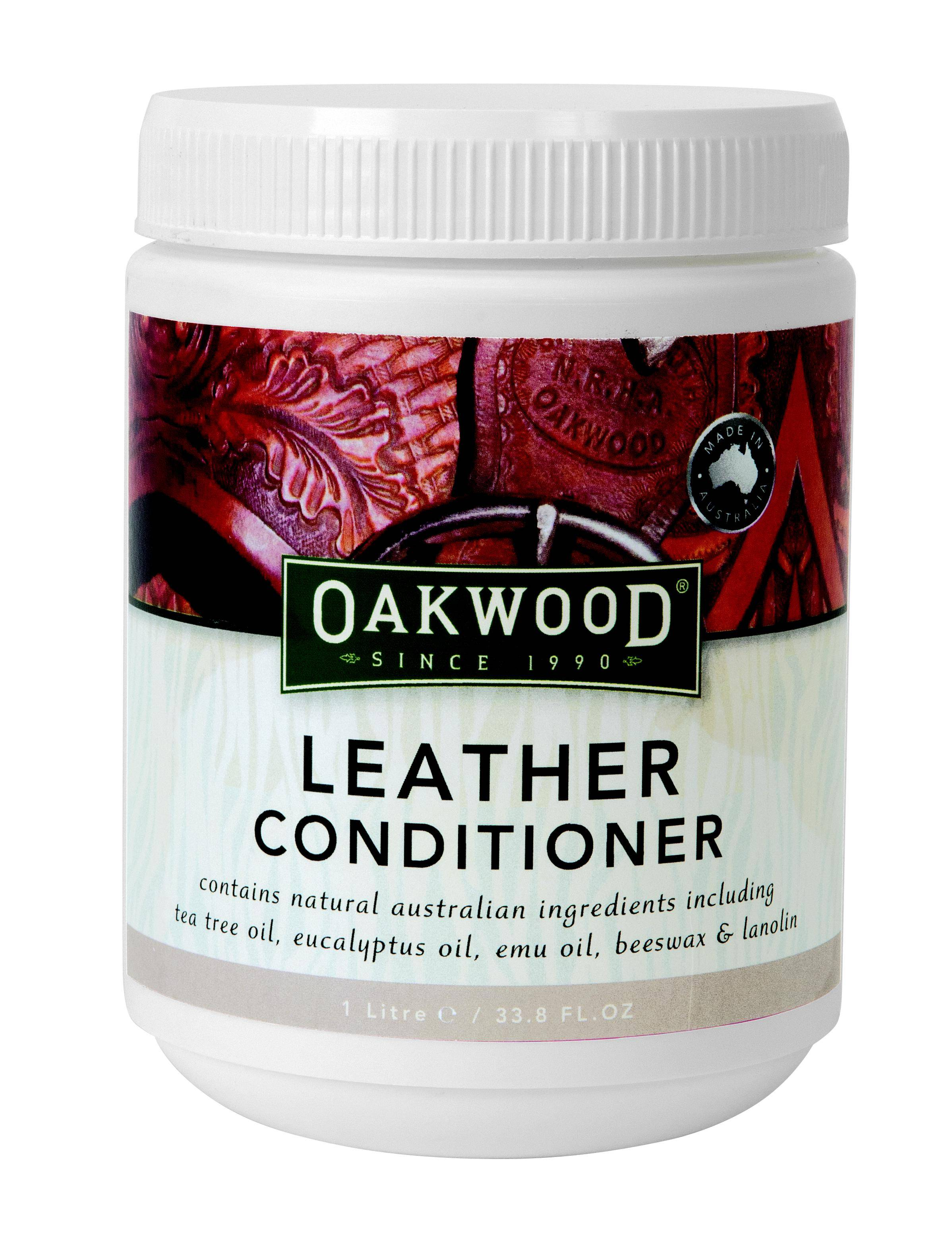 Nunn Finer Oakwood Leather Conditioner