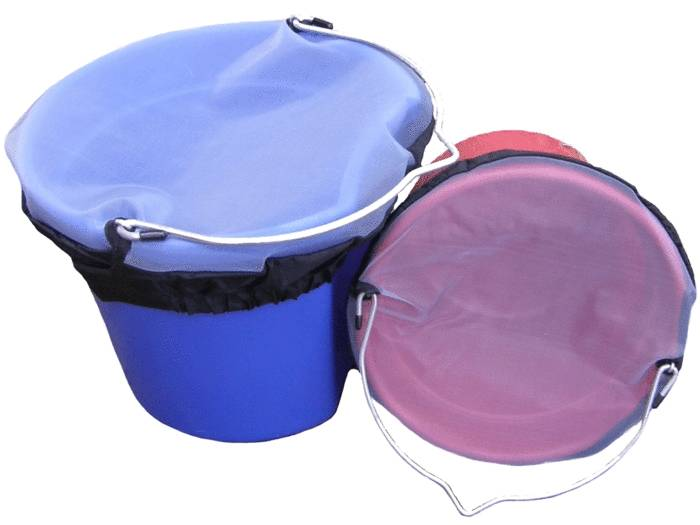 Mesh Bucket Covers