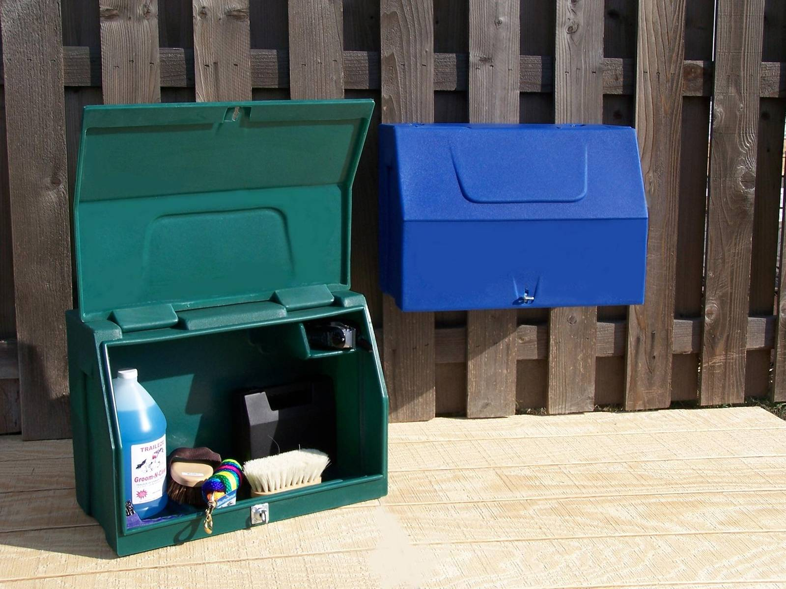 Burlingham Sports Grooming Box