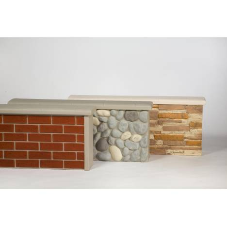 Burlingham Sports Travertine Rock Wall