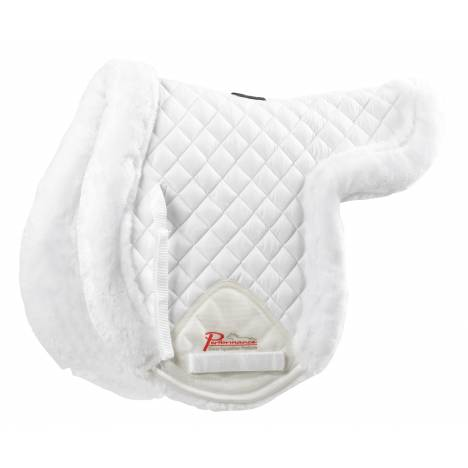 Shires Supafleece Full Lined Shaped Pad