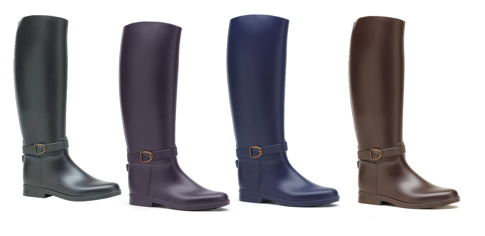 EquiStar Paris Rubber Boots - Ladies