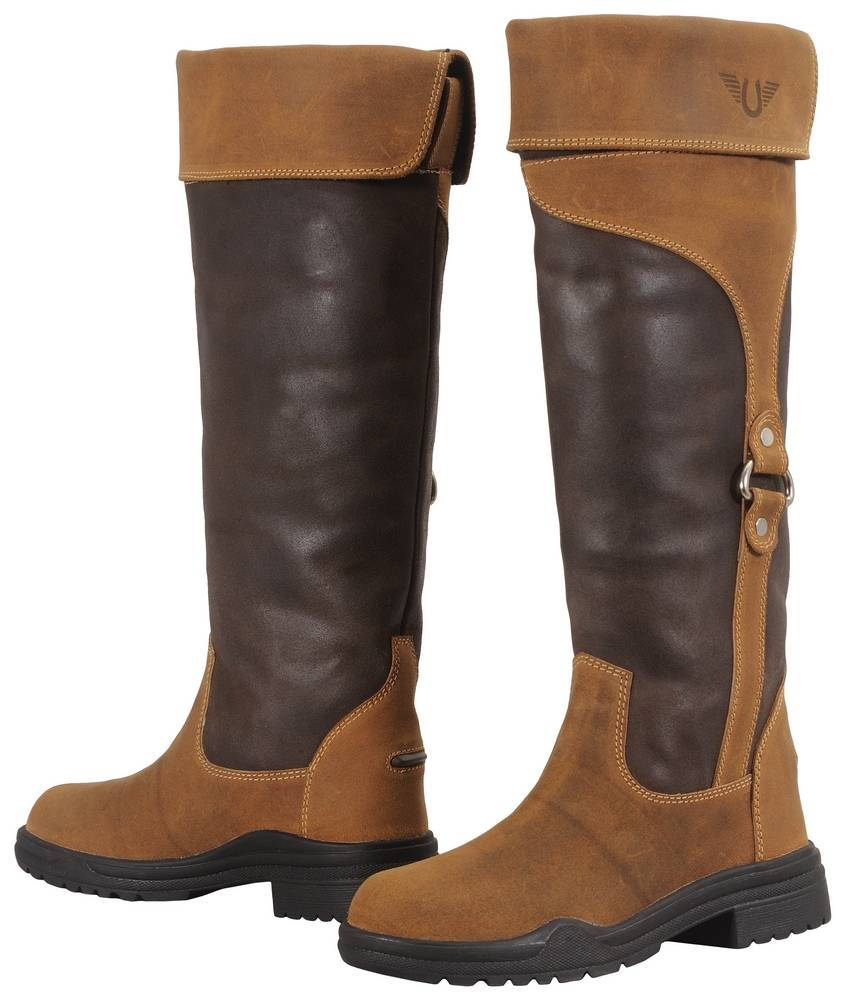 Tuffrider Radnor Waterproof Tall Boots - Ladies