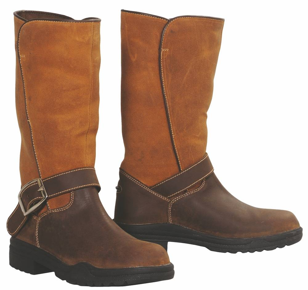 Tuffrider Aiken Waterproof Short Boots - Ladies
