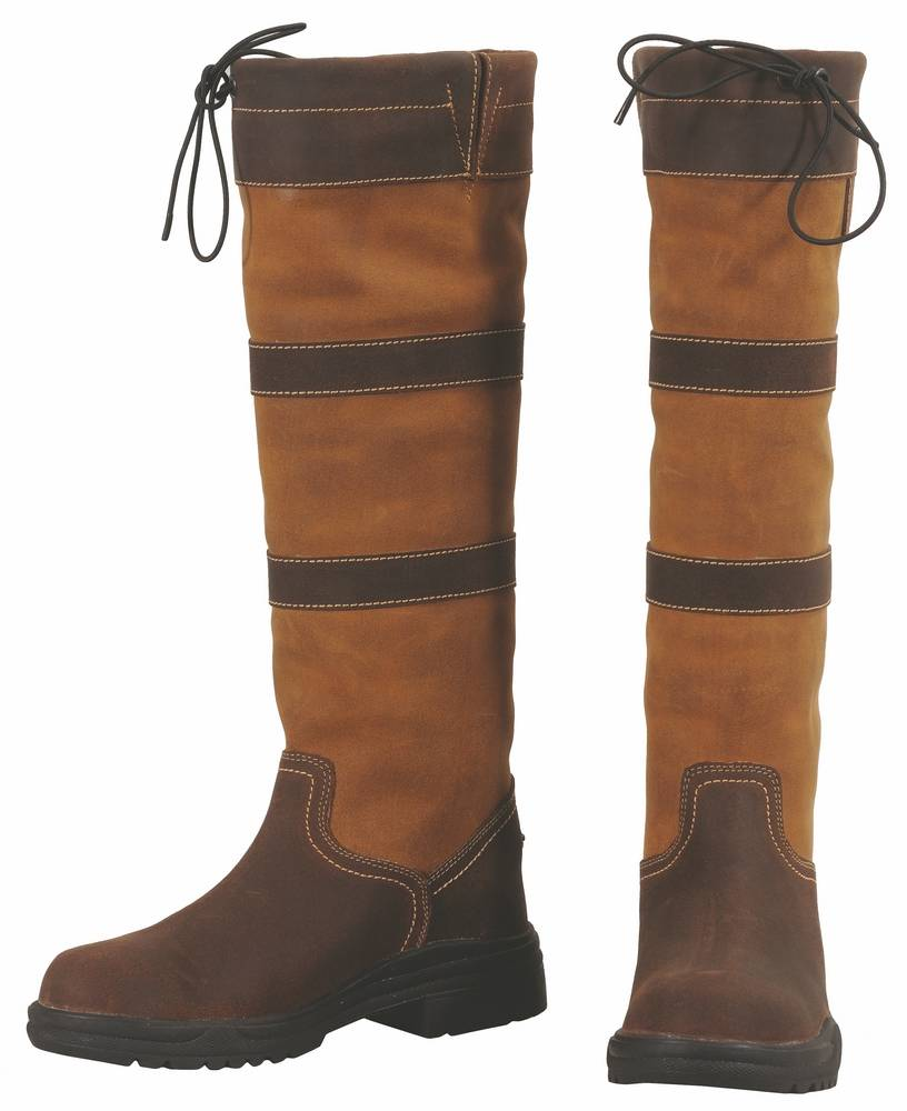 Tuffrider Lexington Waterproof Tall Boots - Men