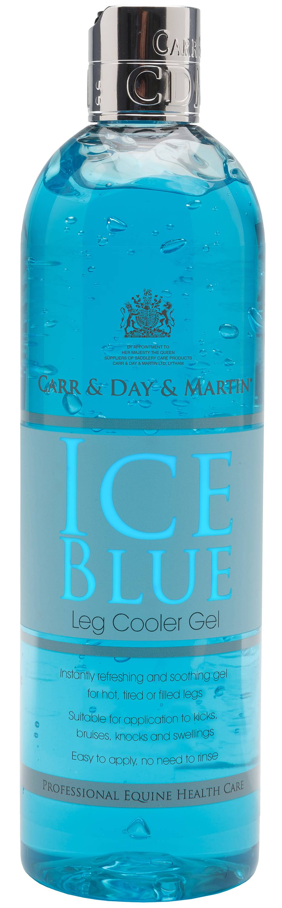 Carr&Day&Martin Ice Blue Cooling Gel