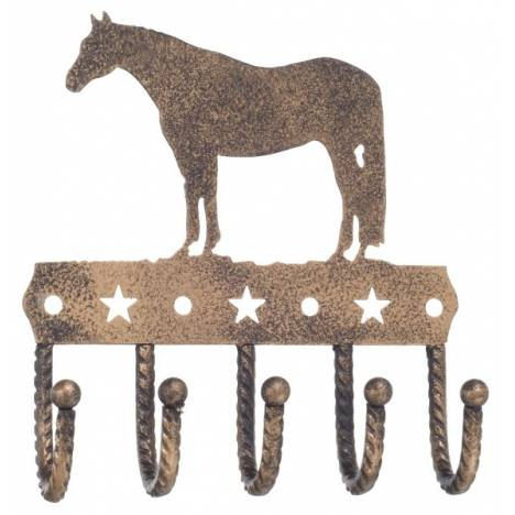 Gift Corral Key Rack - Quarter Horse