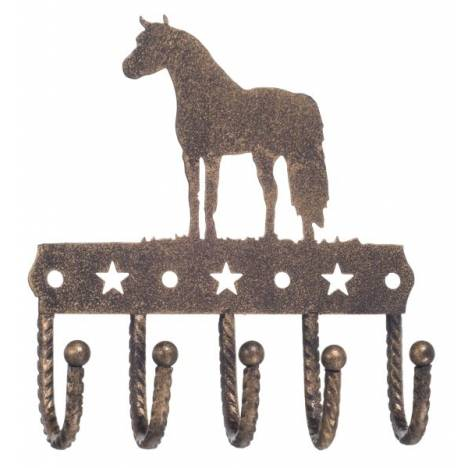 Gift Corral Key Rack - Miniature Horse