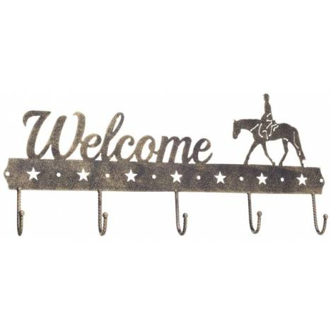 Gift Corral Welcome Sign Hook - English