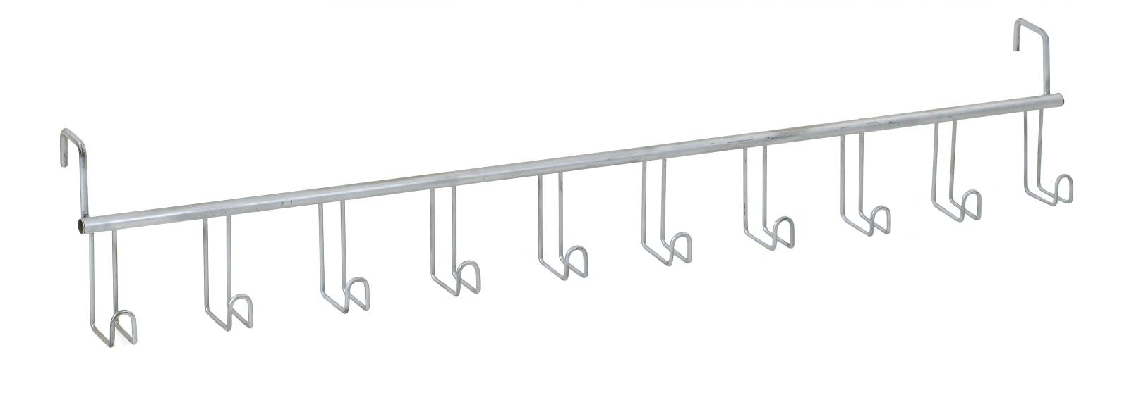 Equi-Essentials Wire 10-Hook Bridle Rack