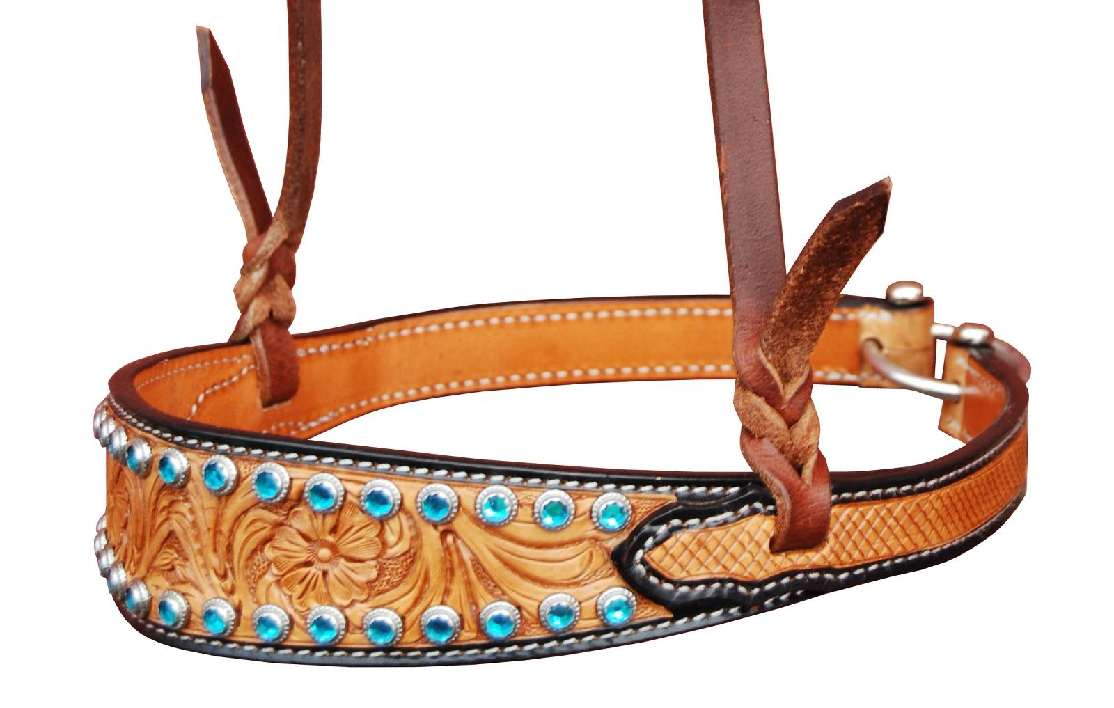 Turn-Two Noseband - Stampede