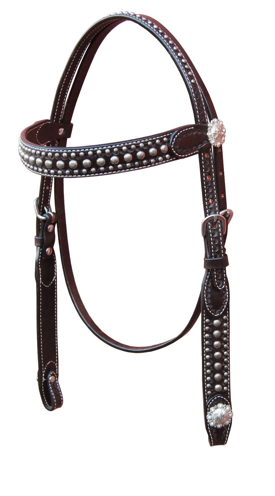 Turn-Two Browband Headstall - Galvestine