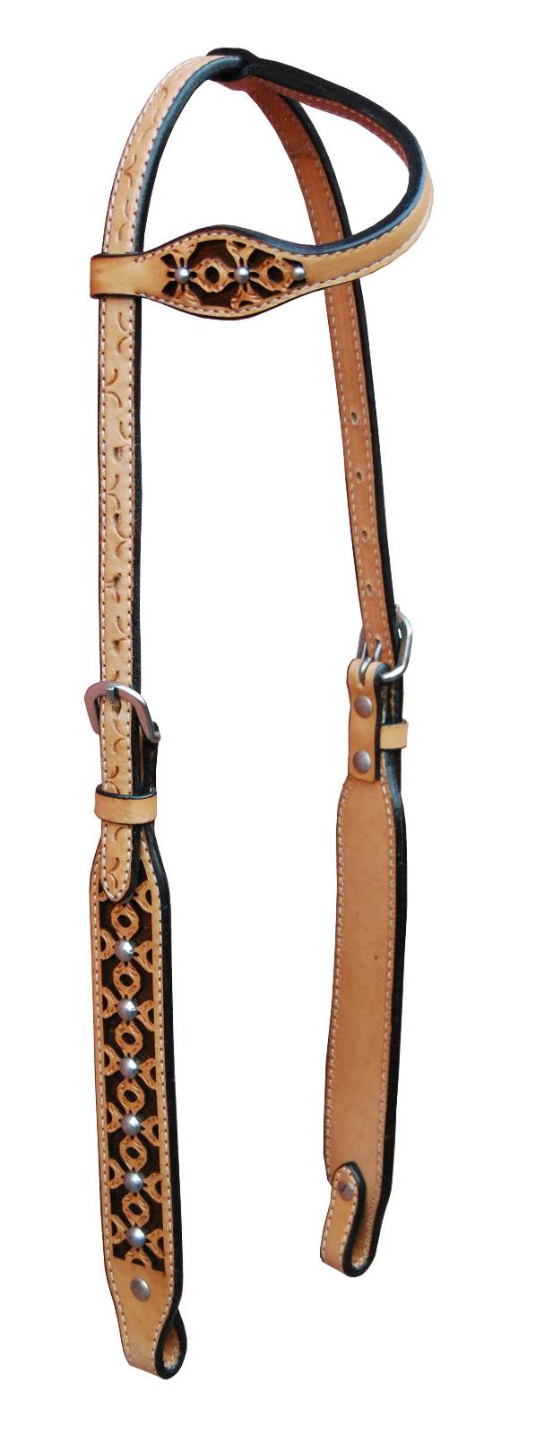 Turn-Two One Ear Headstall - Ponderosa