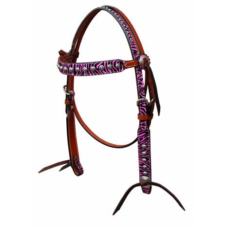 Turn-Two Browband Headstall - Chasing Wild