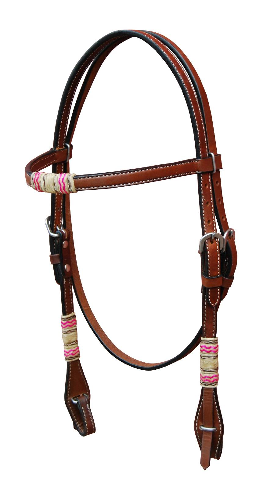 Turn-Two Browband Headstall - Laredo
