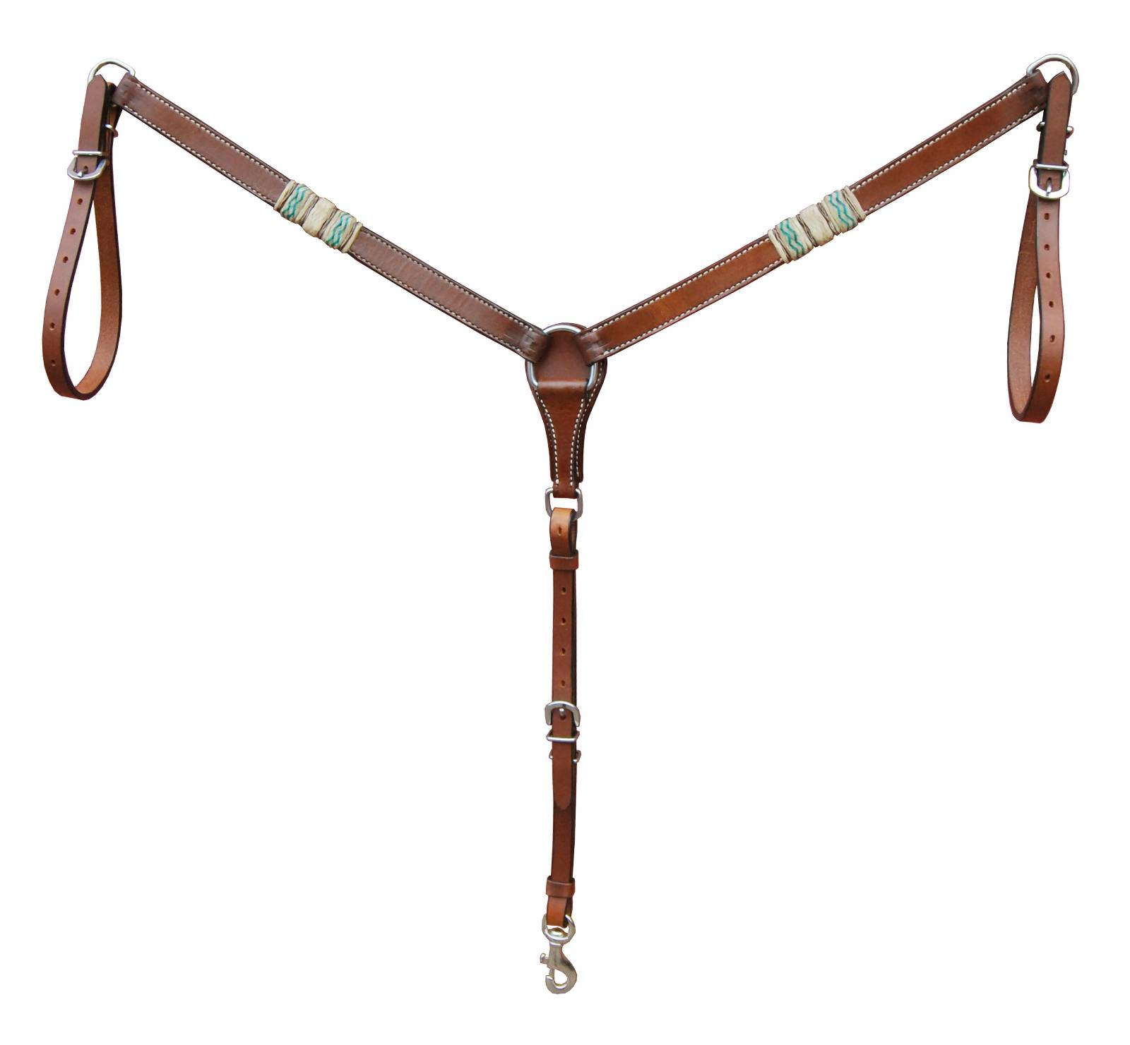 Turn-Two Breast Collar - Laredo