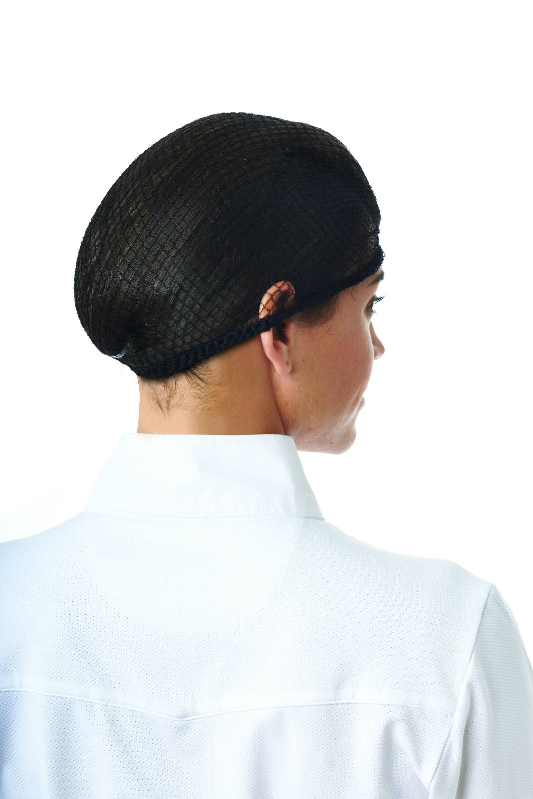 Shires No Knot Hairnets - 2 pk