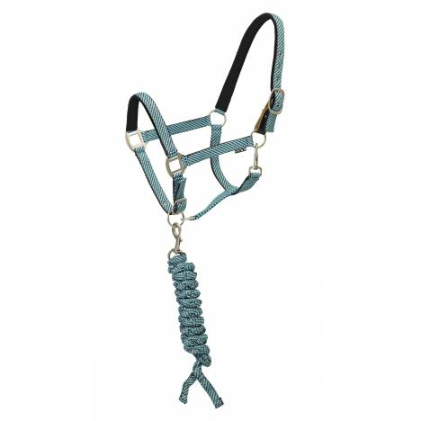 Centaur Cushion Padded Halter - Lead
