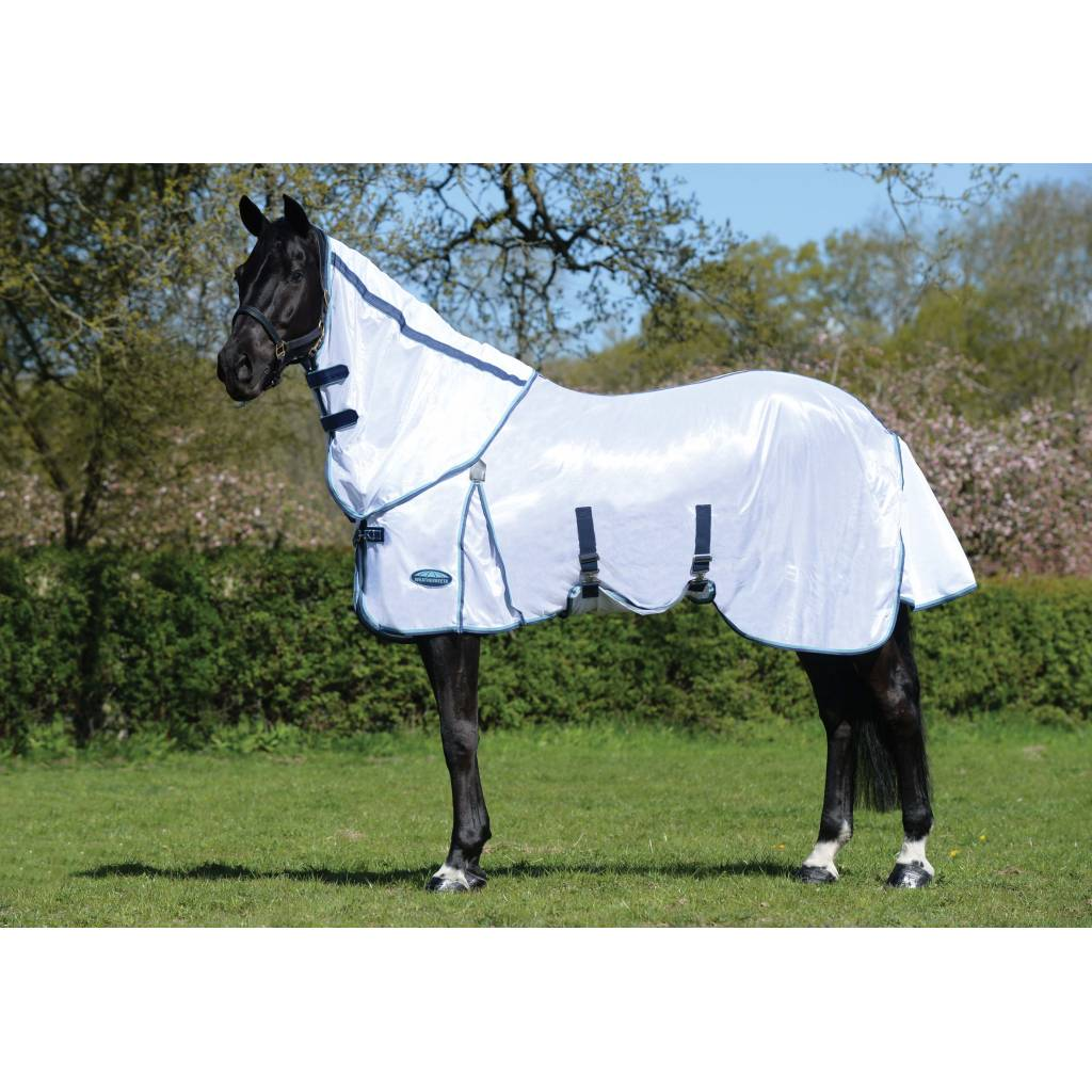 Weatherbeeta Supa-Fly Insect Shield Detach-A-Neck Fly Sheet