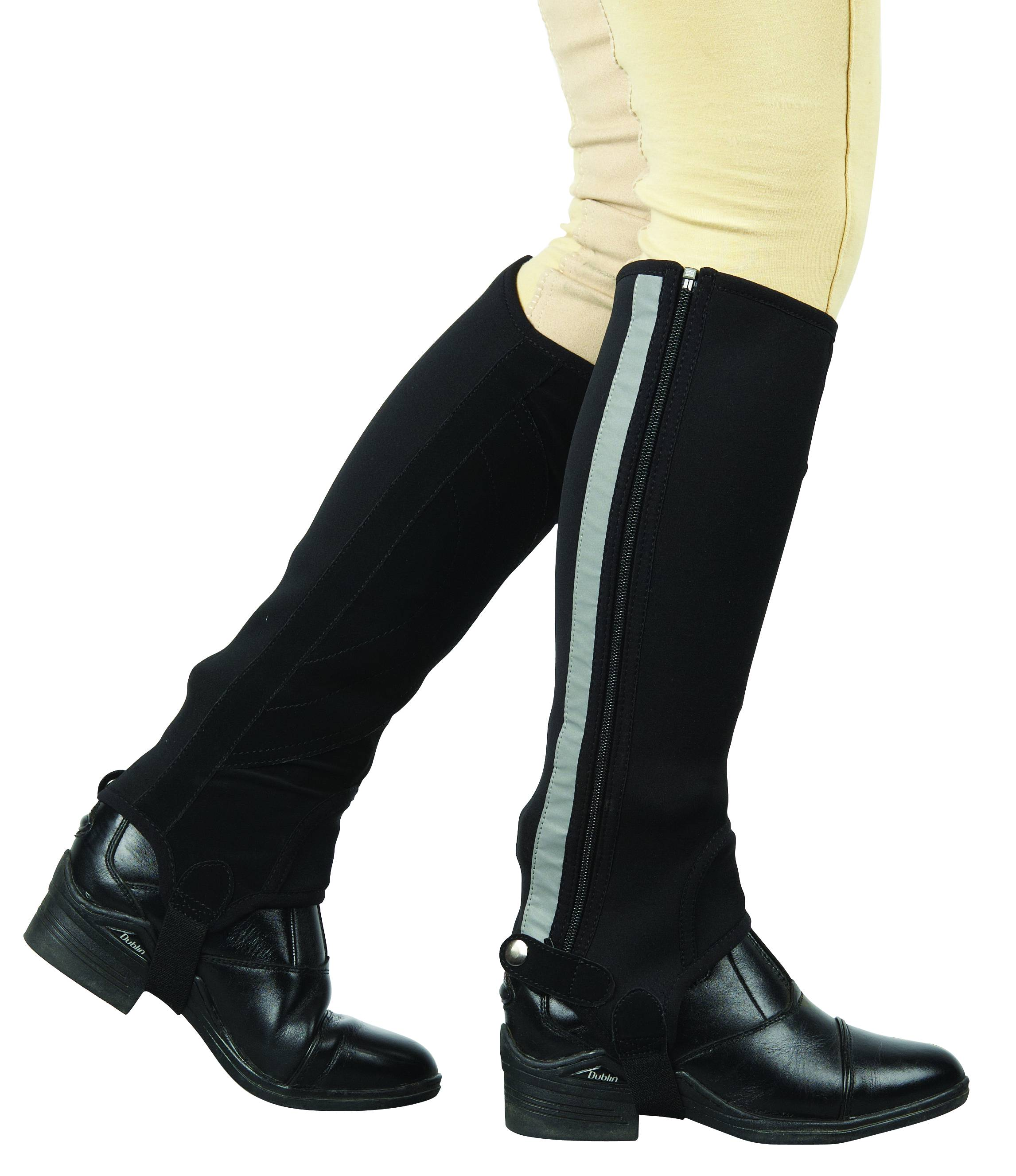 Dublin Neoprene Half Chaps - Ladies