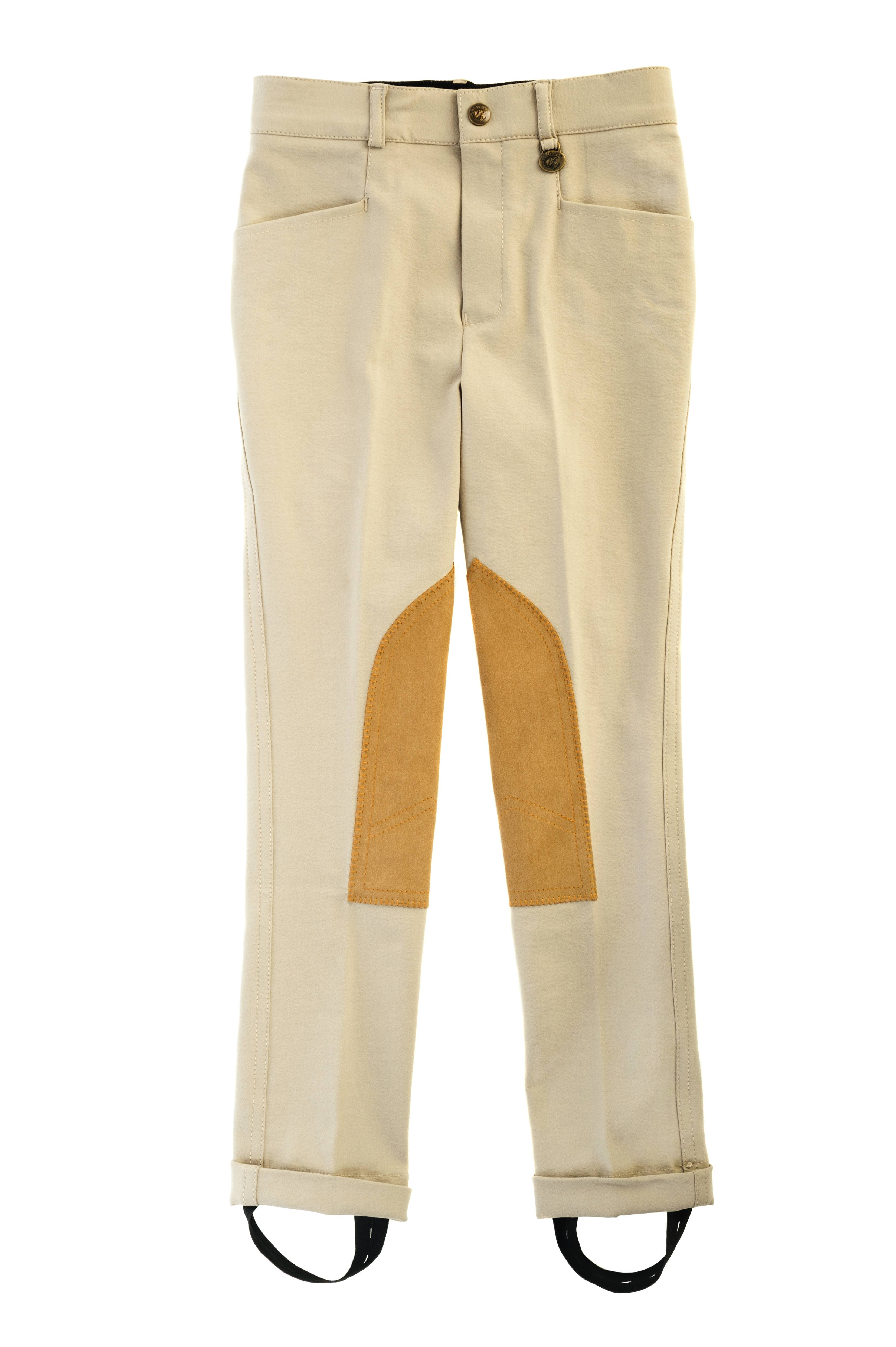 Dublin Pytchley Adjustable Waist Jodhpurs - Kids