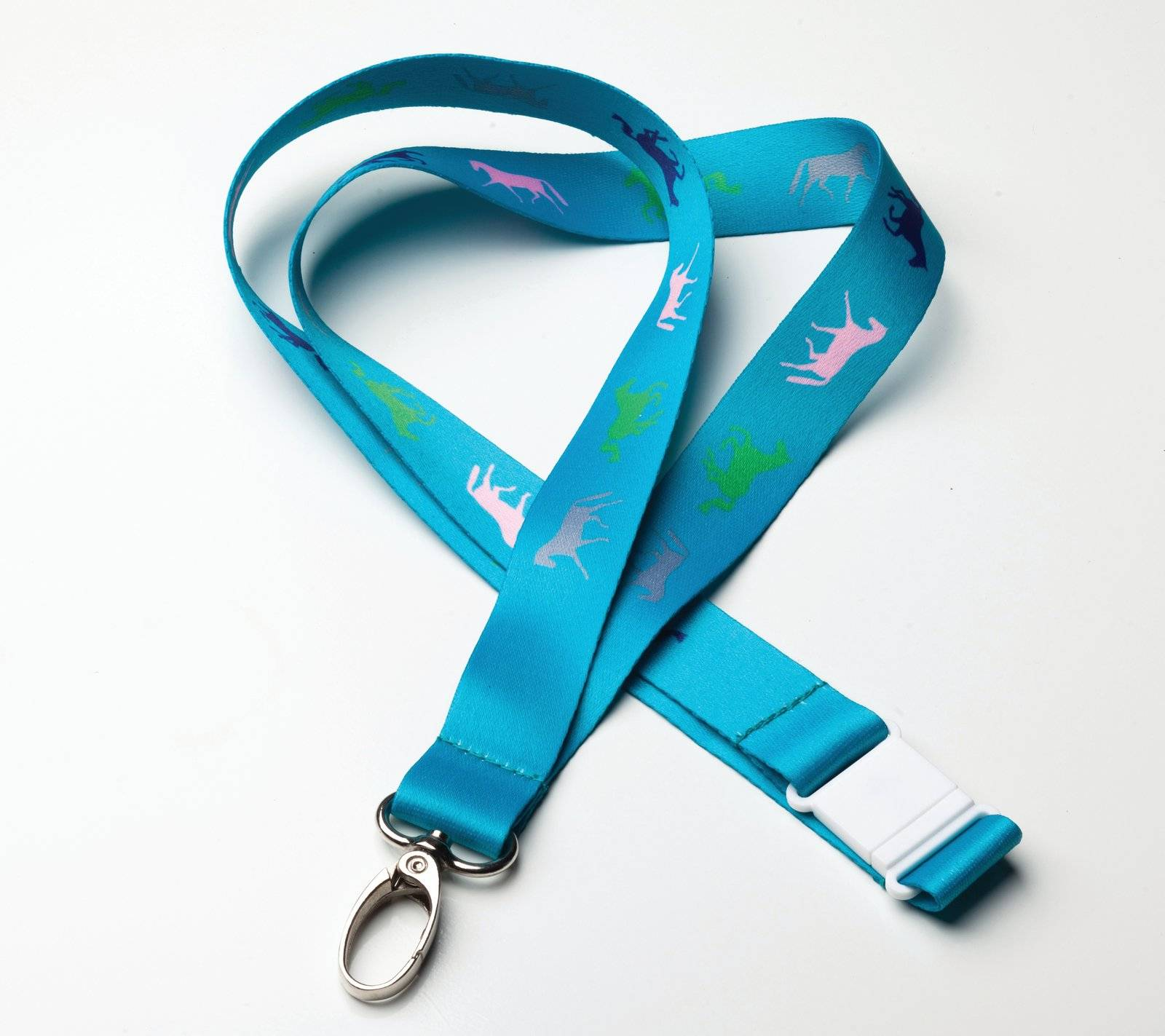 Kelley Tek Trek Lanyard with Horses