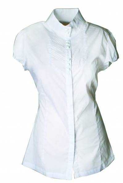 Horseware Competition Shirt - Girls, Short Sleeve