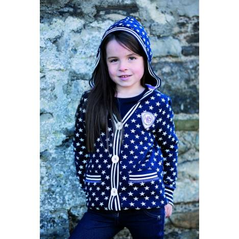 Horseware Star Hoody Cardigan - Girls