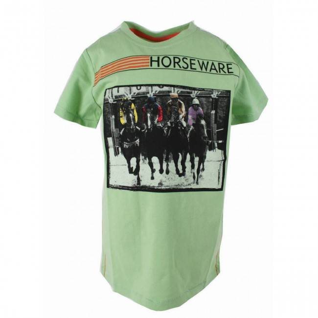 Horseware Novelty Tee - Boys