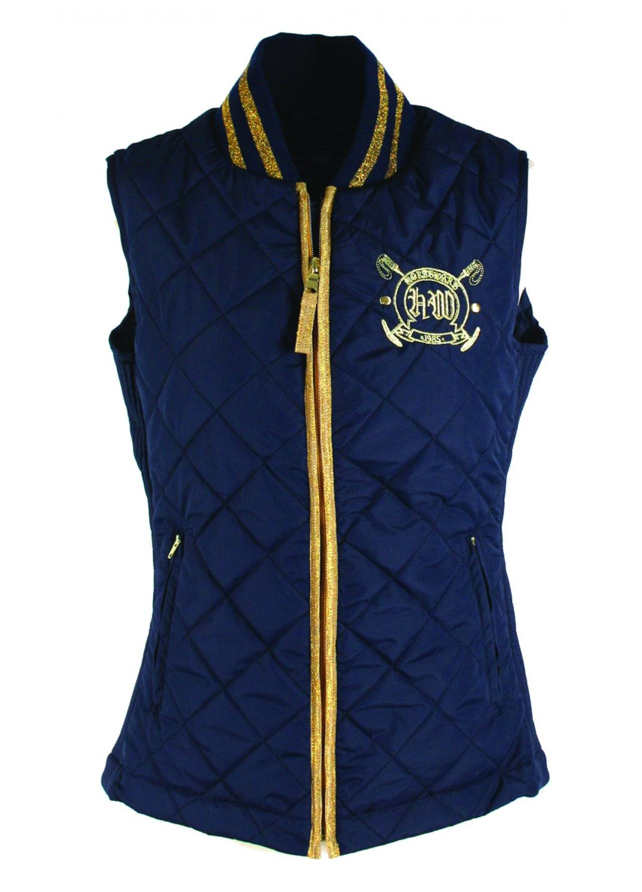 Horseware Newmarket Suzette Padded Vest - Ladies