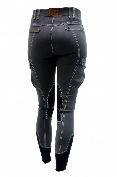 Horseware Polo Carel Breeches - Ladies, Knee Patch