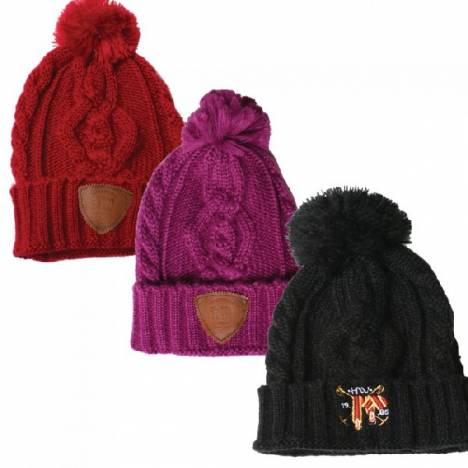 Horseware Polo Knitted Bobble Hat