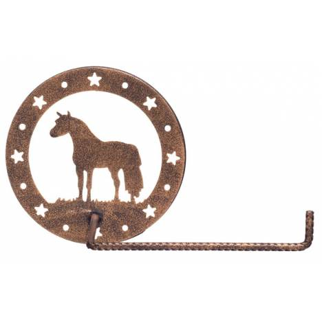 Gift Corral Toilet Paper Holder - Miniature Horse
