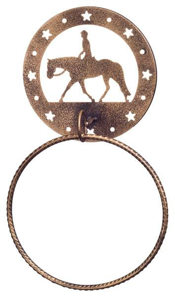 Gift Corral Towel Ring - English
