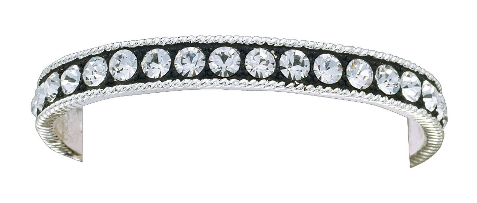 Montana Silversmiths Crystal Shine Bangle Bracelet