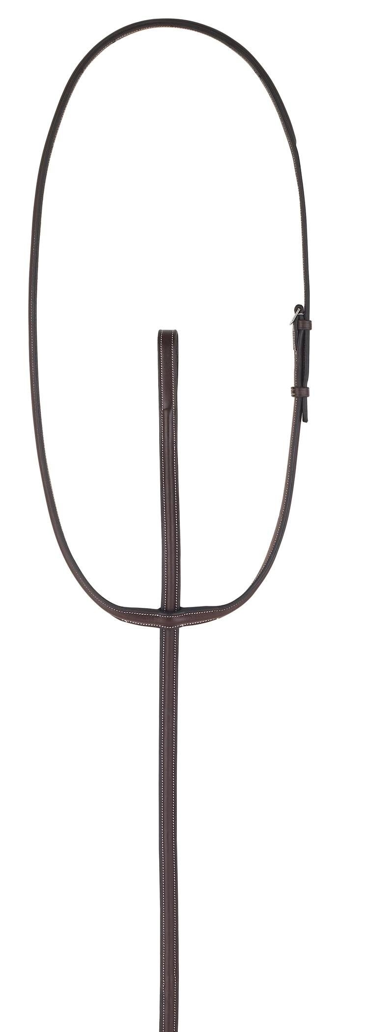 Camelot Gold Raised Standing Martingale