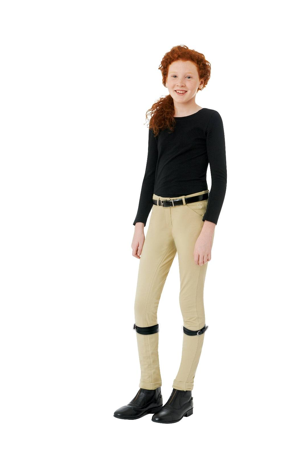 Ovation Lauren Pull On Jods - Kids, EuroSeat