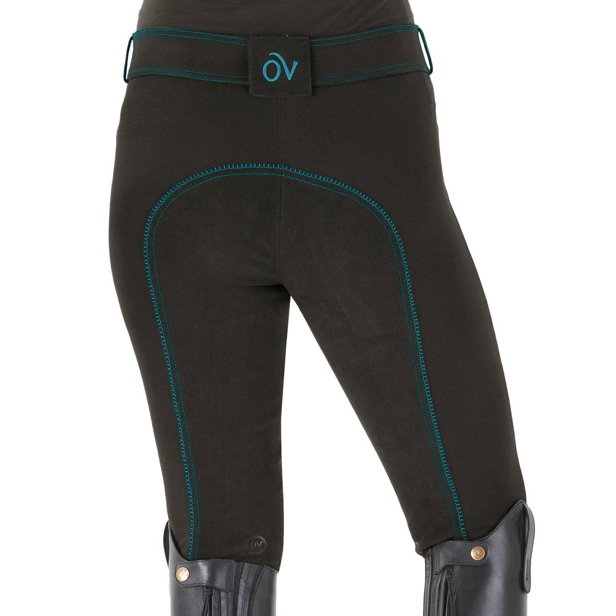 Ovation Euro Pull On Tights - Ladies, Full Seat