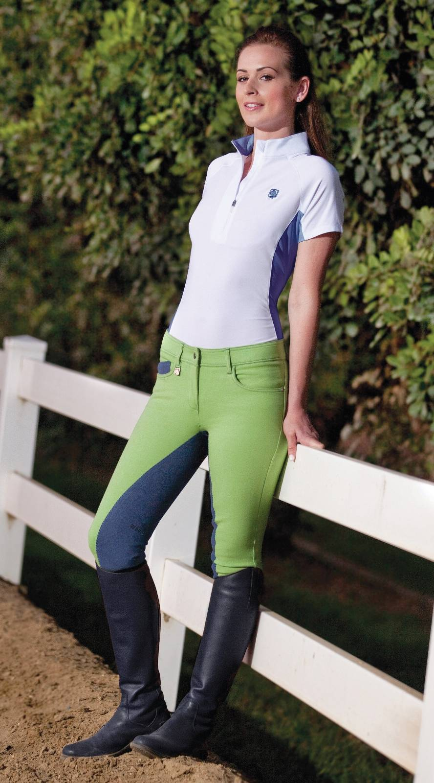 Romfh International Brights Breeches - Ladies, Full Seat