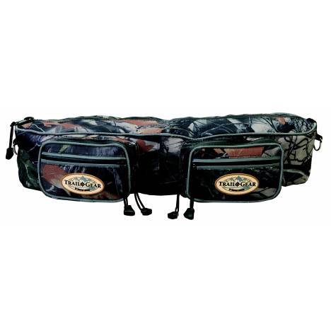 Weaver Trail Gear Cantle Bag-Camo