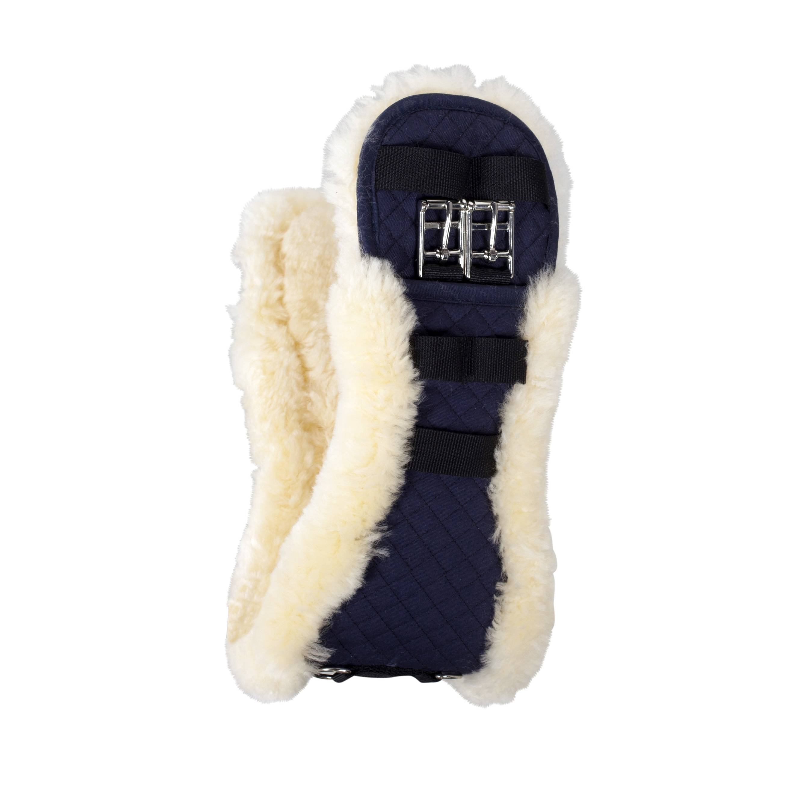 Horze Harleigh Sheepskin Dressage Girth