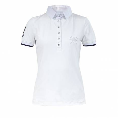Horze INES Tech Pique Shirt - Ladies