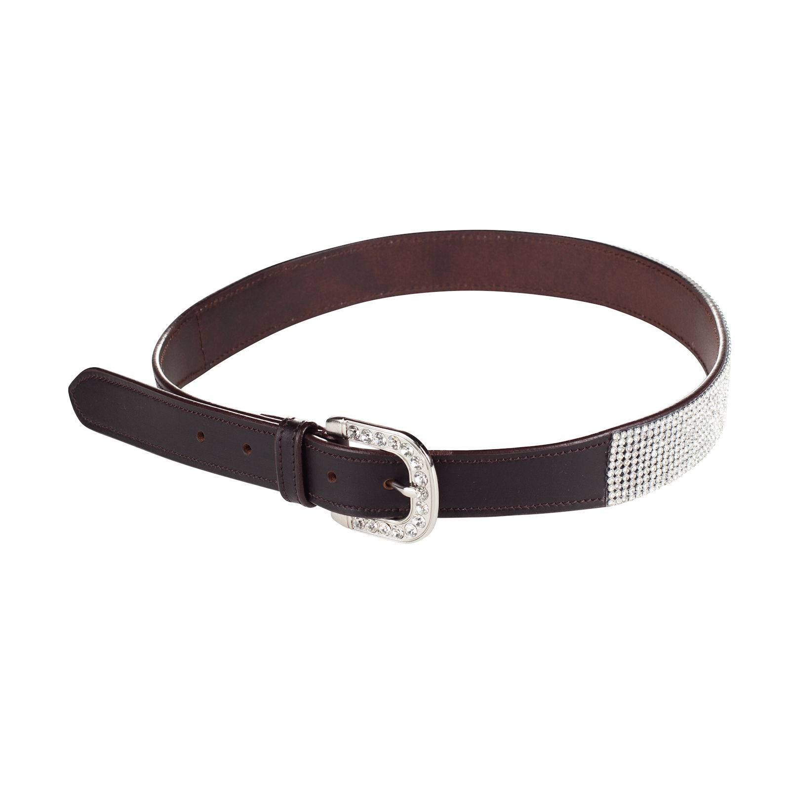 Horze WERENA Wide Crystal Belt - Ladies