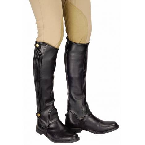 Tuffrider Grippy Grain Half Chaps - Adult, Tall