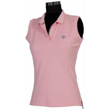 Tuffrider Tech Polo - Ladies, Sleeveless