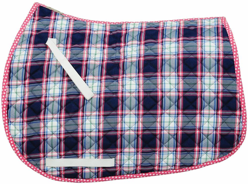 Equine Couture Amber AP Saddle Pad