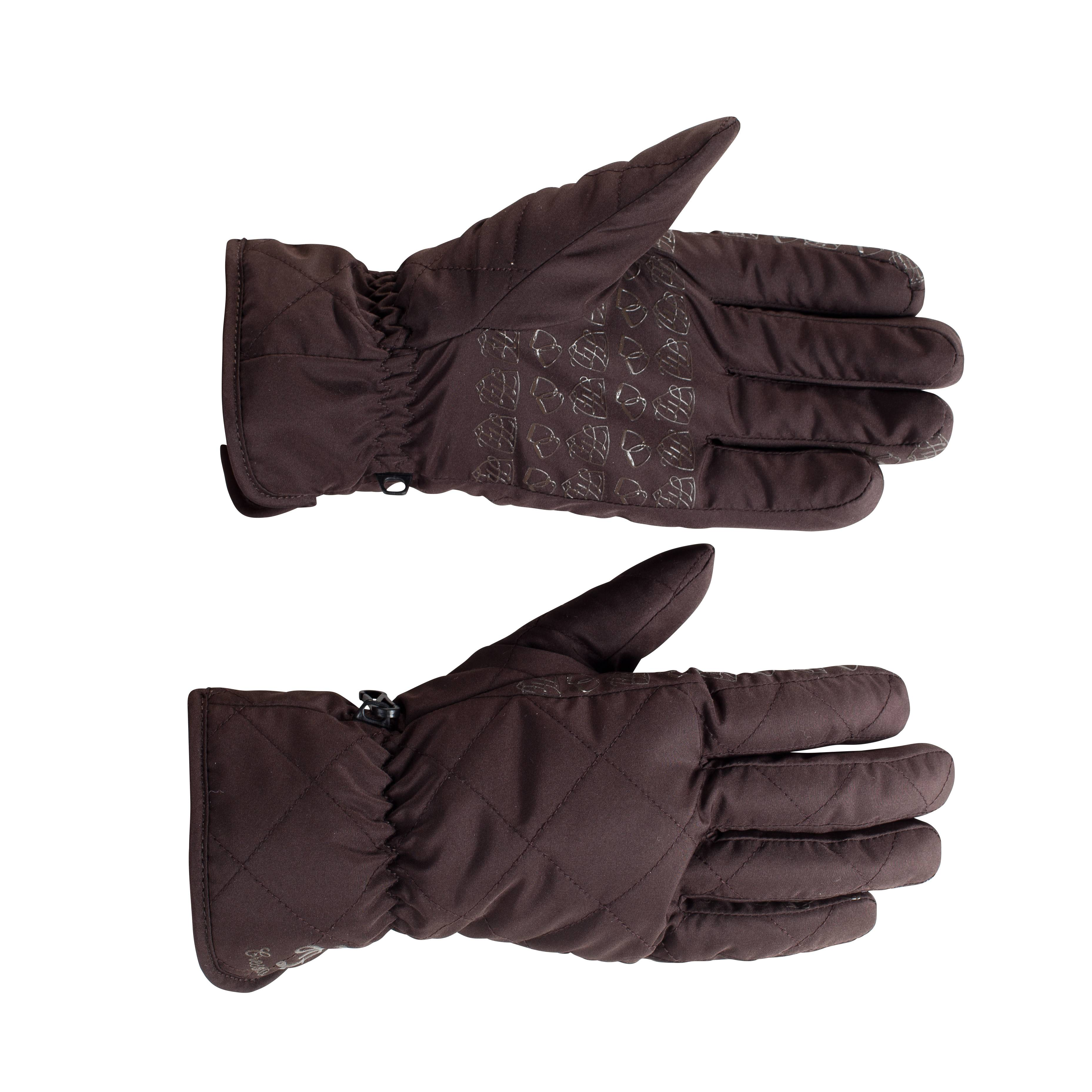 Horze Cora Down Winter Gloves - Ladies