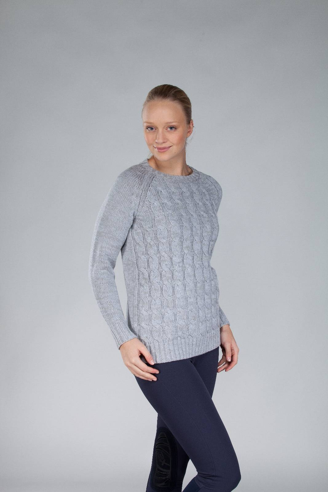 B Vertigo Dina Knitted Sweater - Ladies