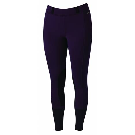 Kerrits Sit Tight N Warm Windpro Breeches - Kids, Knee Patch